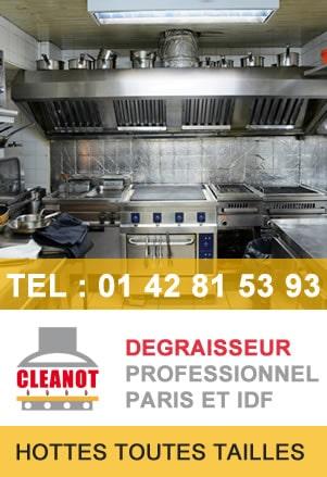 Nettoyage Hotte De Restaurant Paris Cleanot 01 42 81 53 93